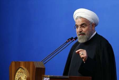Iranian people must be talked to with respect: Rouhani