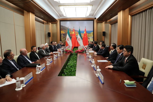 Iran, China Agree to Deal in Local Currencies