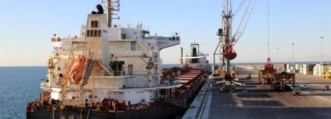 First Marble Shipment to China via Chabahar