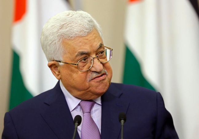 Palestinian Leader Abbas in Hospital for Routine Tests