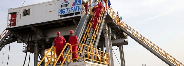 New Drilling Rig for NIDC