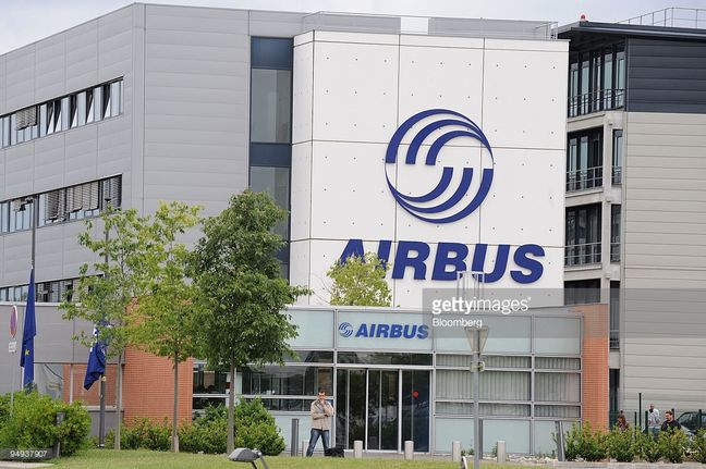 Airbus Suffers $1.5 Billion Hit Against Delays to Two Key Models