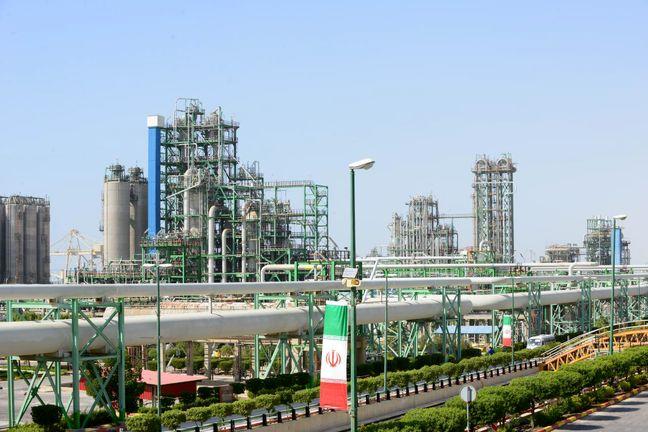 Iran Petrochem Revenue Averages $20 Billion Per Year