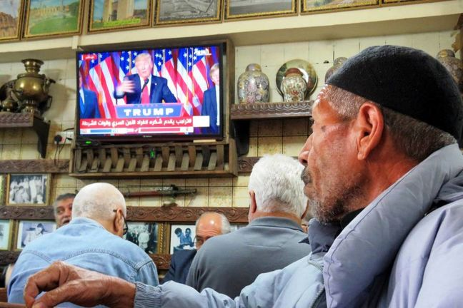 Middle East Tries to Divine the Unknowable After Trump's Shock