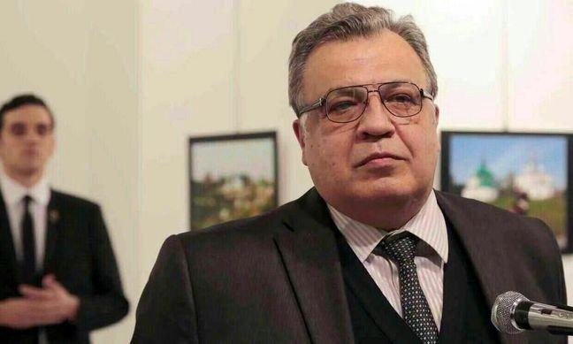 Russian Ambassador Shot Dead in Turkey as Syria War Roils Region