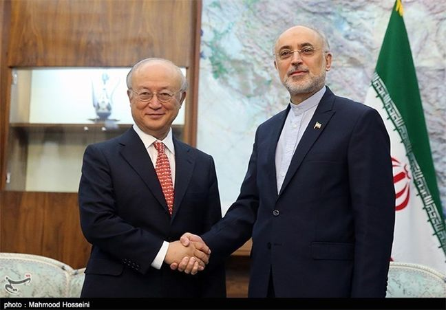 Amano: Iran faithful to its JCPOA commitments