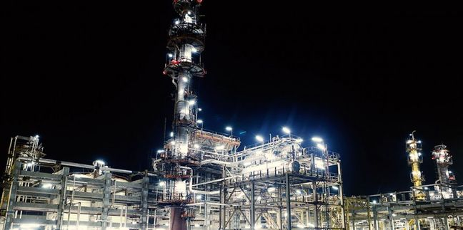 Persian Gulf Star Refinery Up and Running