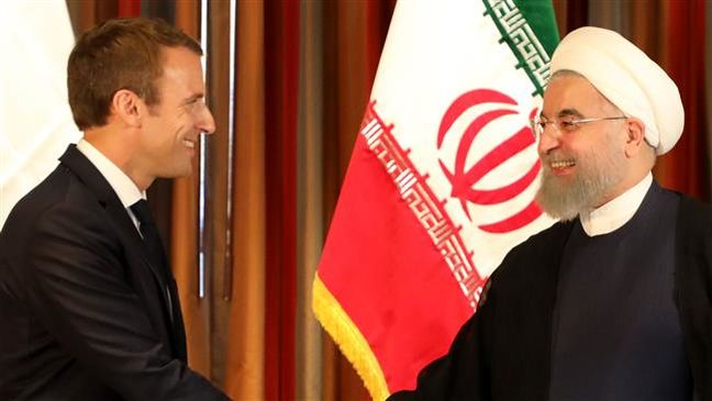 At UN, a French push to defend Iran deal