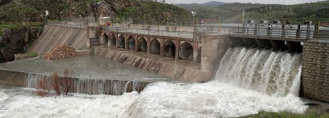 Rains Fill Up Most Dams