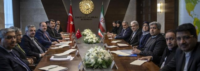 Iran, Turkey Expanding Tech Ties