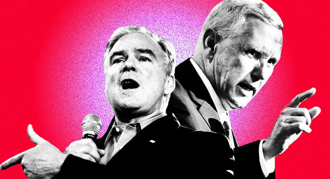 Kaine and Pence Look to Assure (and Attack) at Vice-Presidential Debate