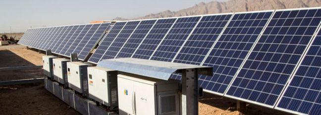 Iran: Renewables Viable in Summer