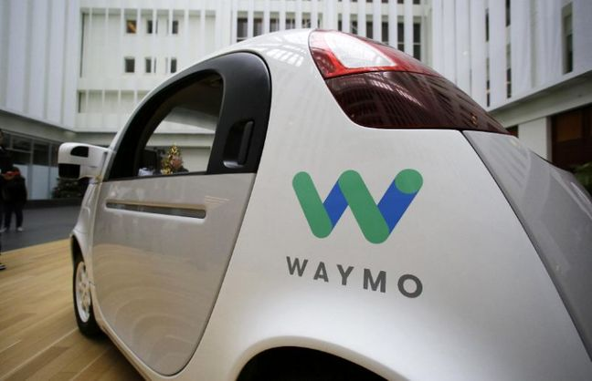 Meet Waymo, Google's self-driving car company