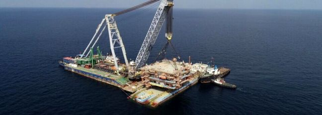 South Pars Output Up 7%