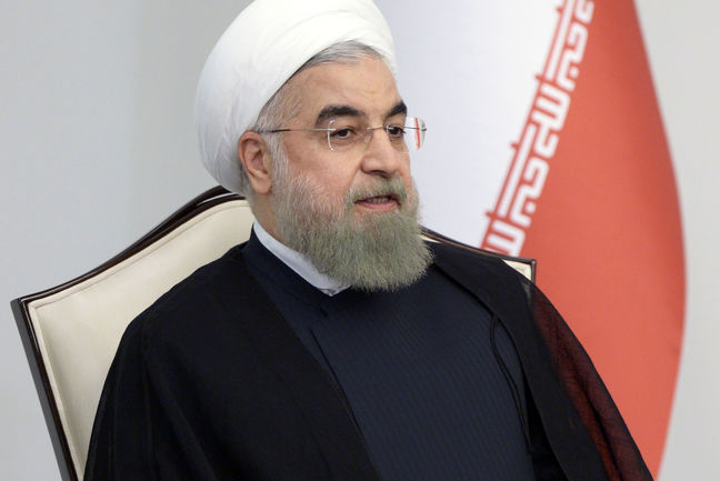 Iran supports any move to stabilize oil market: Rouhani