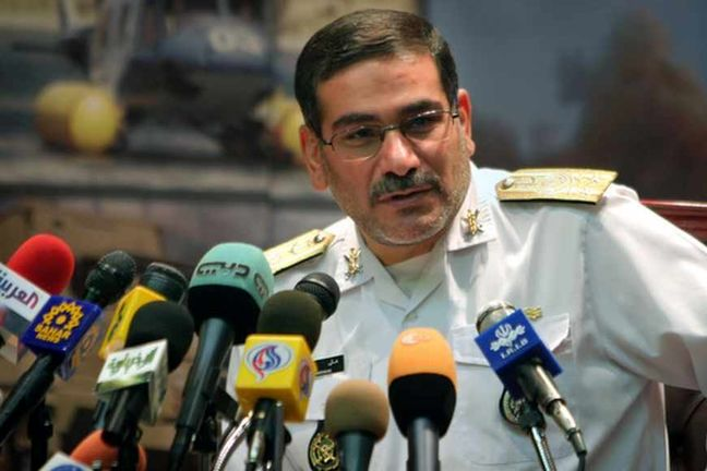 SNSC secretary: West's partnership in regional security, a big lie