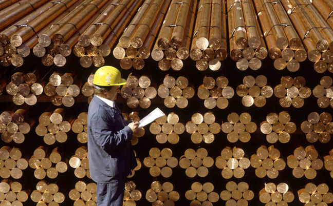 Base Metals Spur TSE Growth