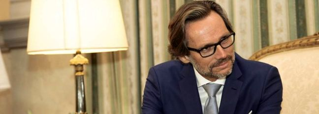 German Diplomat Meets Araqchi to Discuss Nuclear Deal