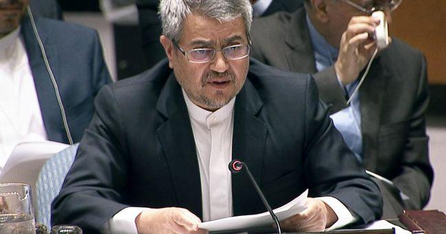 Iran urges UN to facilitate dispatch of humanitarian aid to Yemen