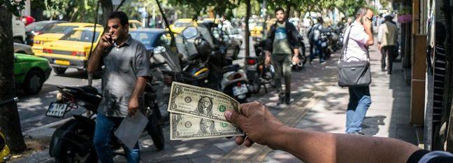 Dollar Dips Again in Tehran Market