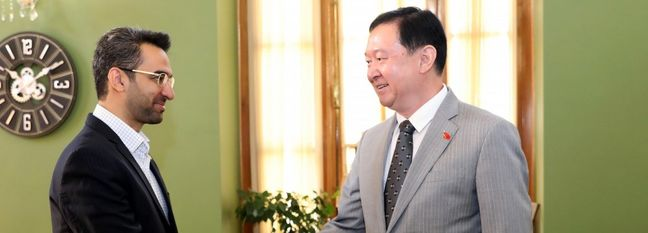 ICT Minister: Iran, China Should Jointly Withstand US Unilateralism