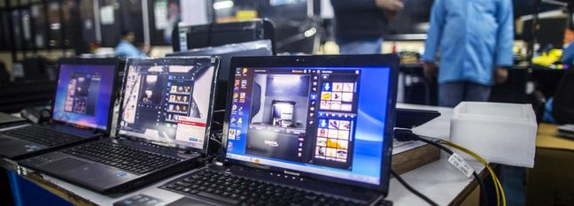 Stakeholders Struggle to Calm Laptop, Computer Parts Market