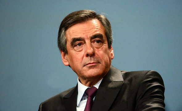 Fillon Trains Fire on Macron as Scandal Upends French Election