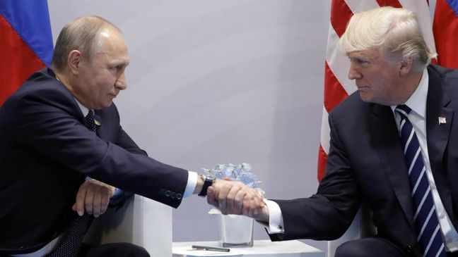 Putin Still Wants Deal With Trump, Even After Sanctions, Syria Attack