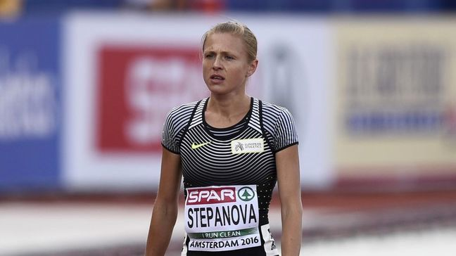 Russia's Stepanova: 'No accident' if something happens to me