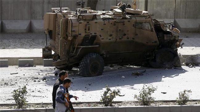 Bomb attack hits U.S. base in eastern Afghanistan