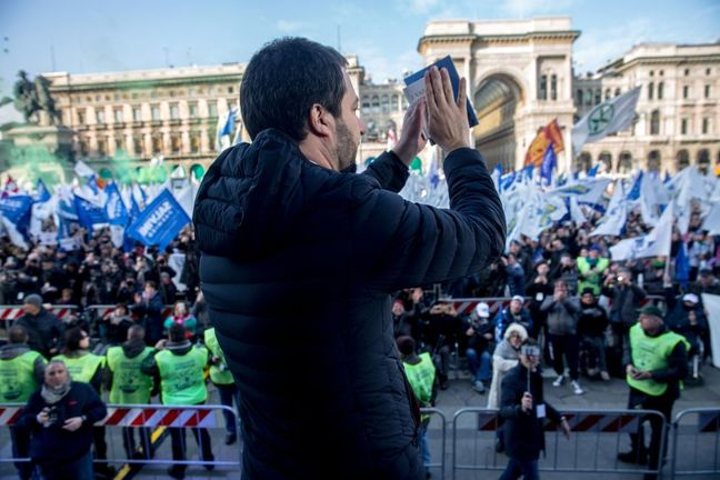 Italy Center-Right Coalition Stresses Unity After Arcore Meeting