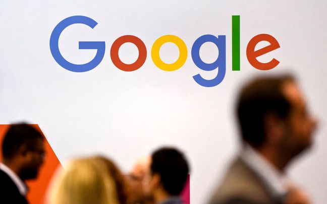 Google hit with record $5 billion EU antitrust fine