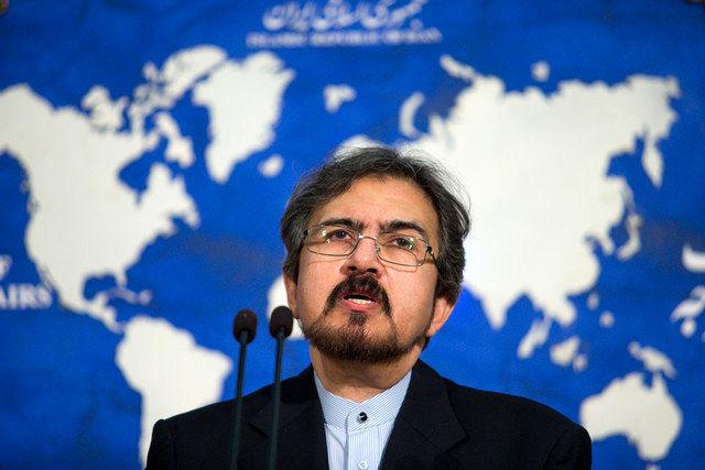 "Iran calls claims about supporting Taliban ""nonsense"""