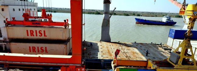 Iran's Non-Oil Exports to Iraq via Khorramshahr Port Reach $30m