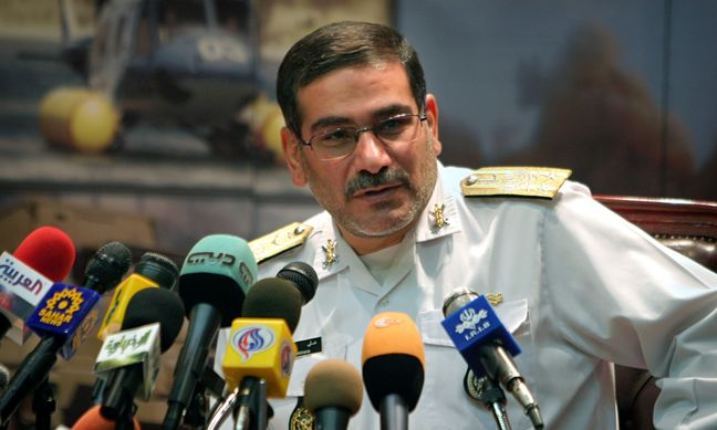 Shamkhani: West is desperate before anti-terrorism initiative of Iran, Russia, Syria, resistance