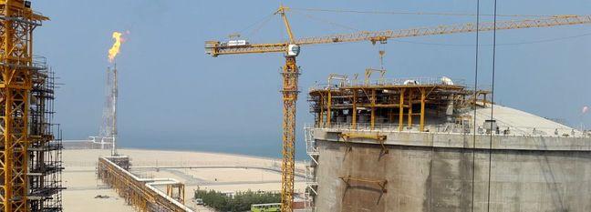 Domestic Company Manufactures LPG Storage Tanks