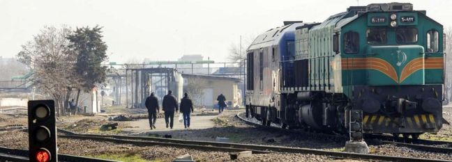 Iran-Turkey Train Services Resume