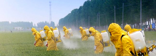 Iranian Pesticide Use Below Global Average