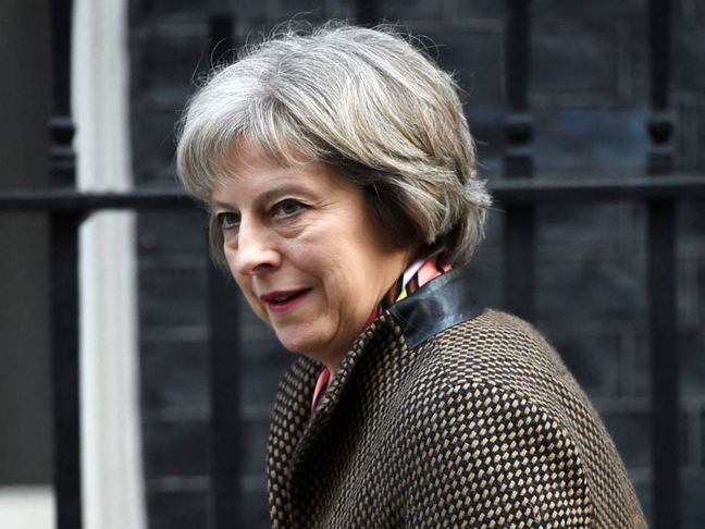 May Leaves Brexit Questions Unresolved After Setting Trigger