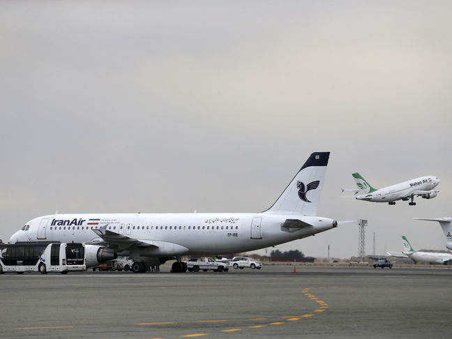 Iran Airport Traffic Expands 8 Percent