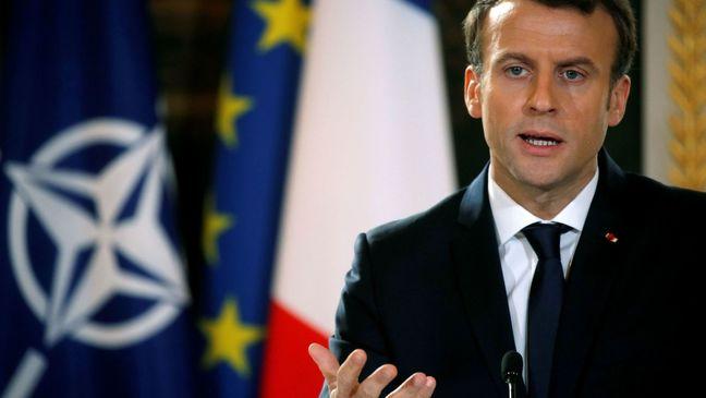 Macron: NATO Experiencing Brain Death