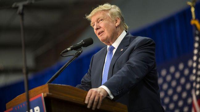 Stocks Post Gains Before Trump Speech to Congress