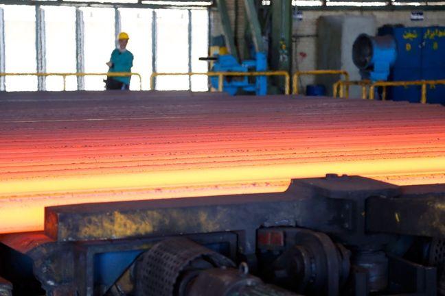 Iran's Top Steelmakers' Exports Up 6 Percent