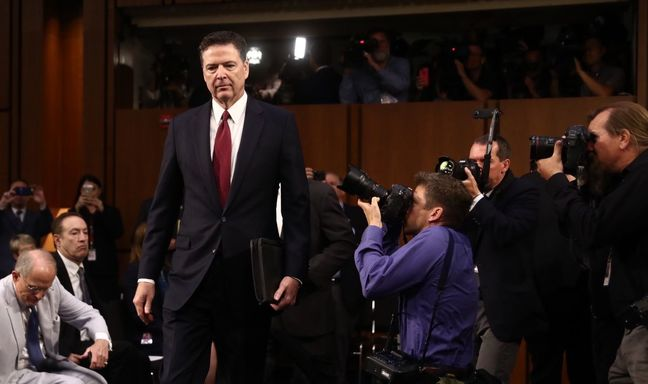 Trump Says He'd Testify That Comey Lied About Loyalty Demand