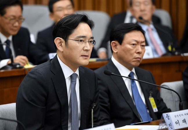 Samsung's Lee Refuses to Testify at Ex-Korean President's Trial