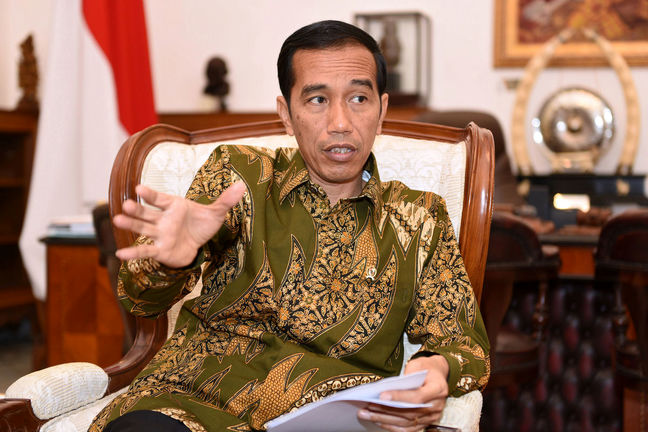 Indonesia actively involved in resolving South China Sea disputes: President