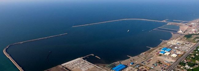 Multimodal Shipment Model Connects East China to North Iran