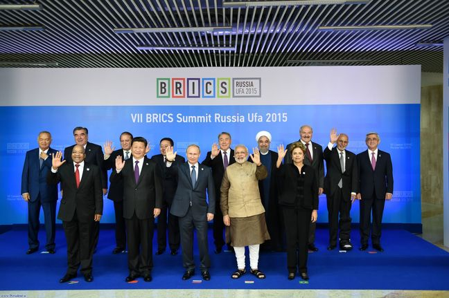 Iran's Non-Oil Trade With BRICS Shows 7 Percent Growth
