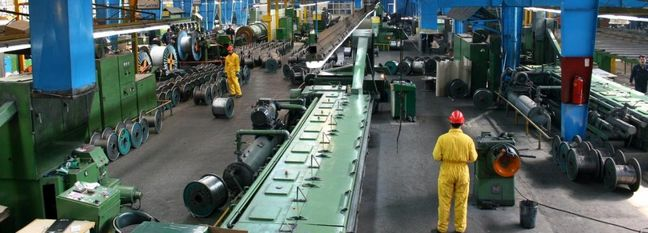 $1b Invested in Industrial Projects