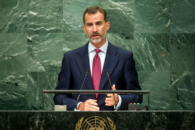 Spain's King stresses enhancement of trade ties with Iran